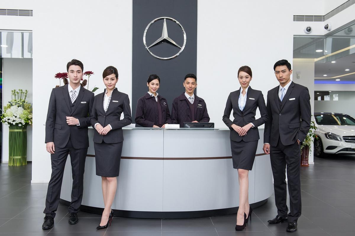 德國賓士全球企業識別更新,台灣賓士斥資500億升級全台據點 Carstuff 人車事