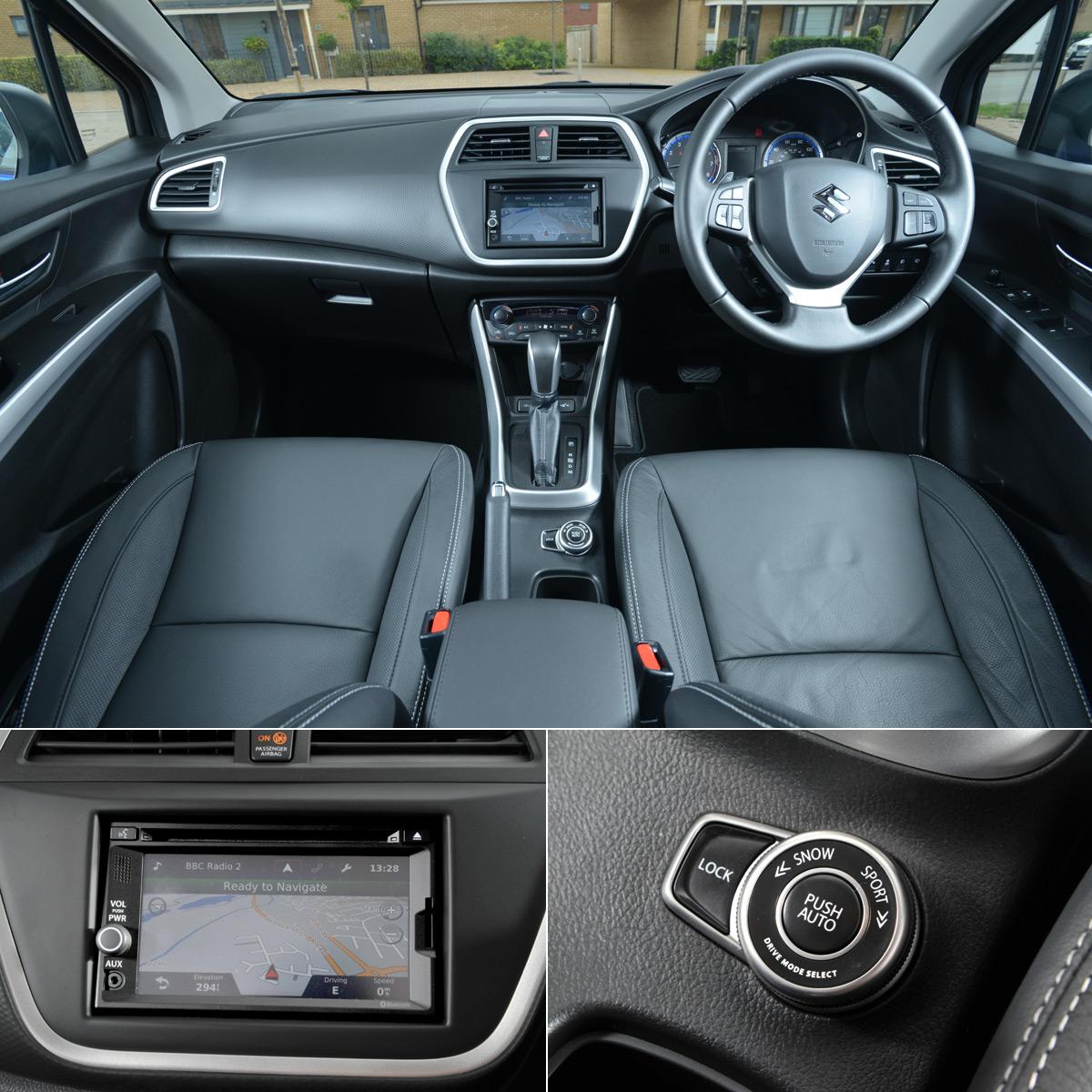 英國Suzuki SX4 S-Cross車系重整,追加兩款中高階SZ-T車型