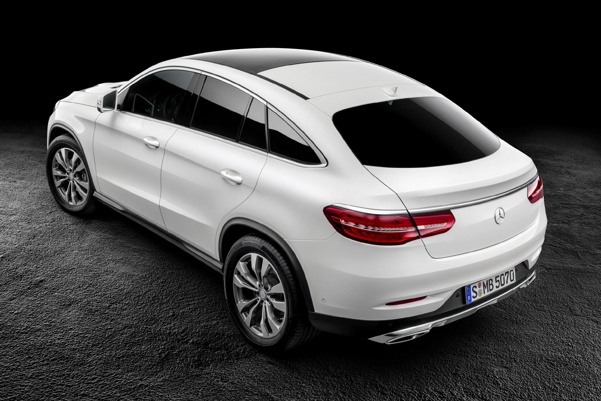 x6 mercedes benz gle coupe carstuff