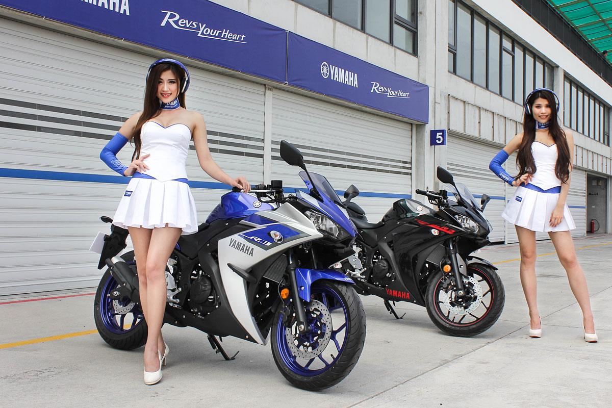 2015 yamaha r15 for Yamaha r3 mpg
