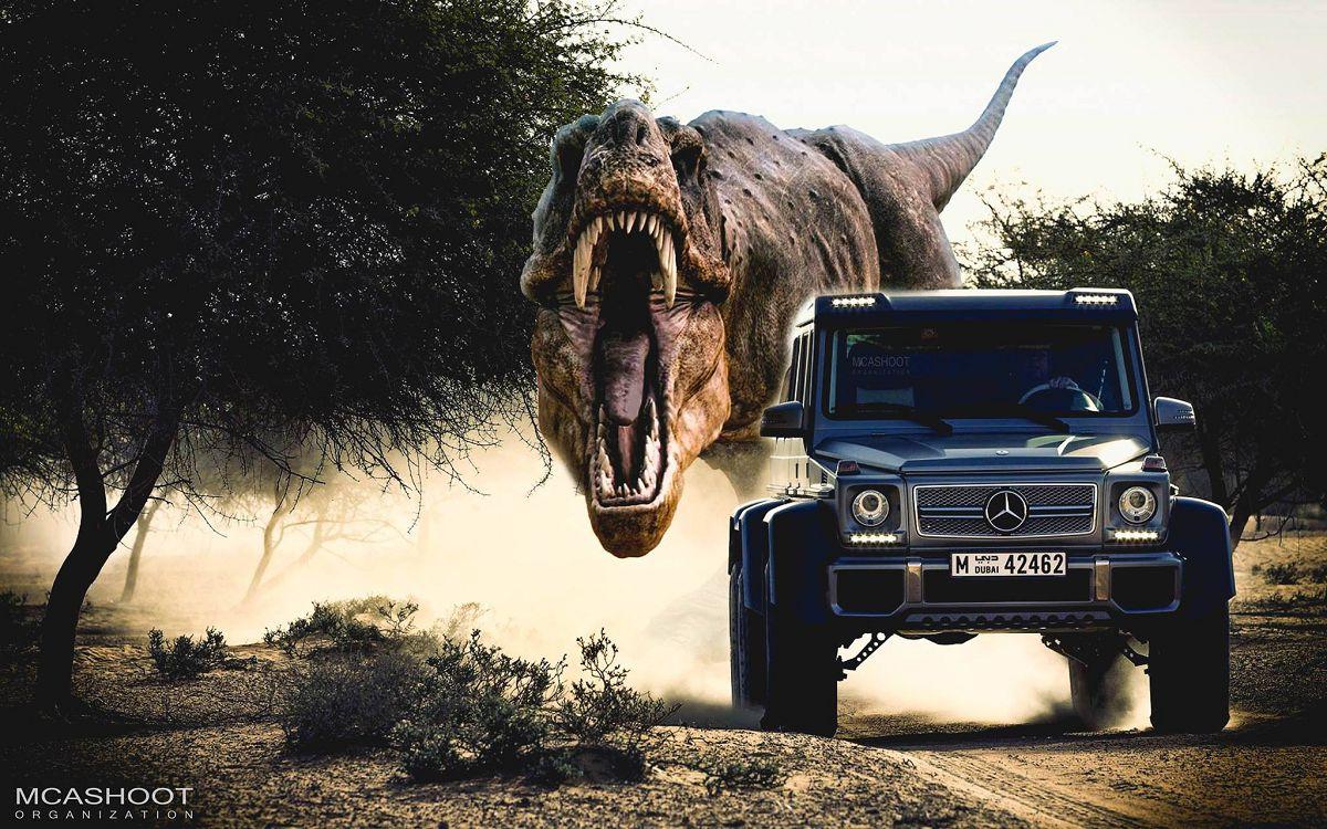 G Wagon 6X6 >> 夢想起源,Mercedes-Benz「侏儸紀世界」電影首映會 - CarStuff 人車事