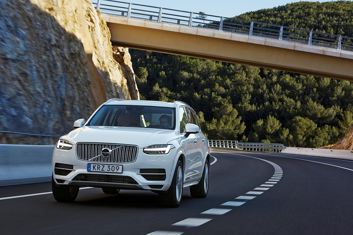 開車通勤不再浪費時間,Volvo自動駕駛系統2017年上路 ...