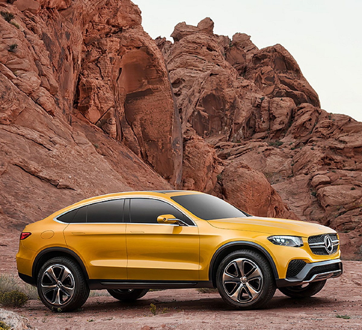 2019 Mercedes Benz Glc Coupe Camshaft: M-Benz公佈GLC Coupe官方「間諜」影片