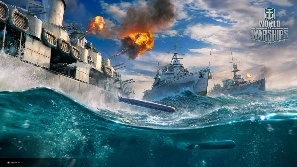 WoWS_Artwork_British_cruisers.JPG