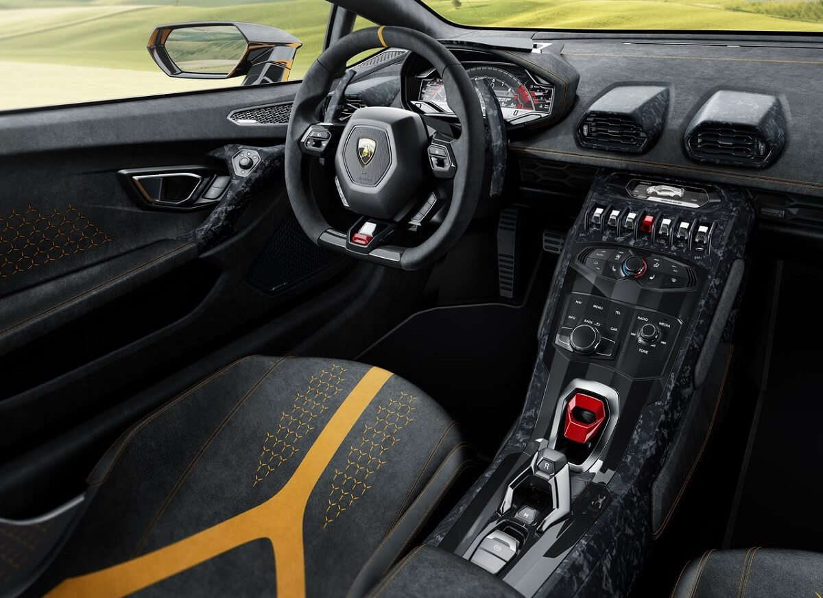 Lamborghini Huracan Performante 0 100kph29