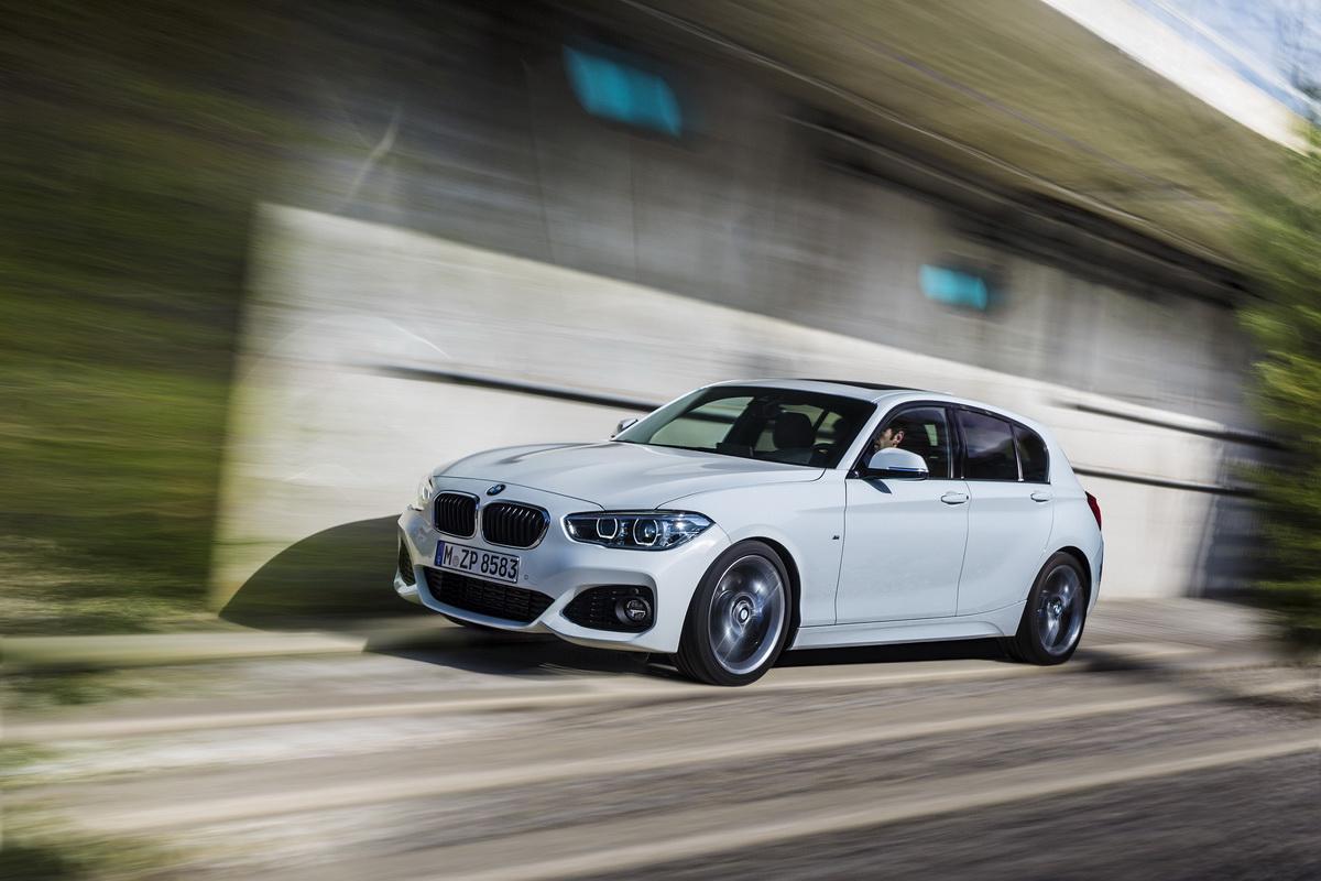 [新聞照片一] BMW 1系列五門掀背跑車.jpg