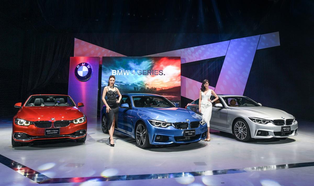 [新聞照片一] 全新BMW 4系列雙門跑車、4系列Gran Coupe、4系列敞篷跑車全員登台上市.jpg