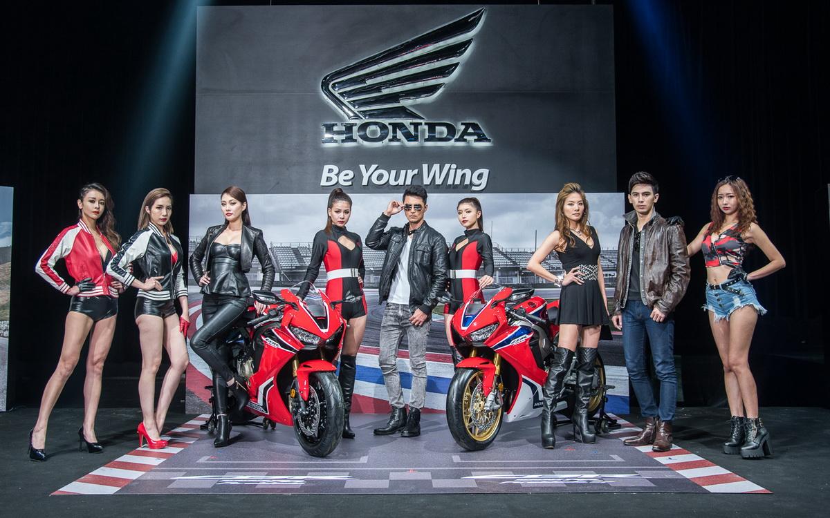 Honda Motorcycle 品牌展演Show 2.jpg