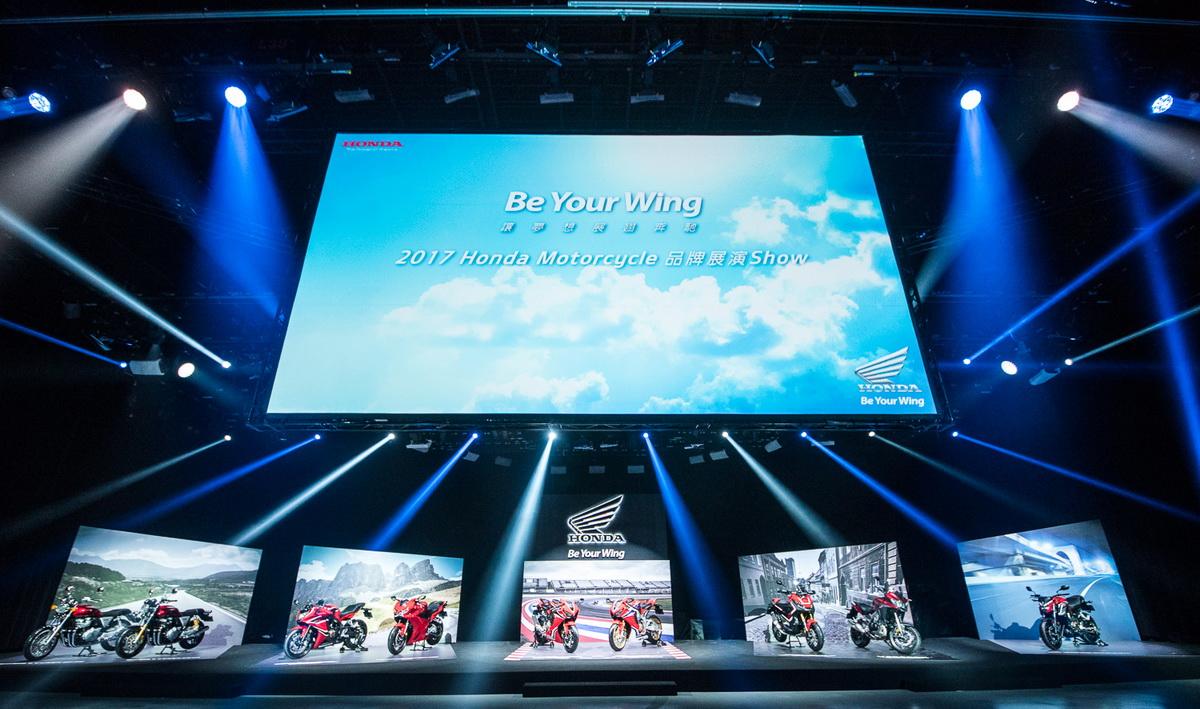 Honda Motorcycle 品牌展演Show.jpg