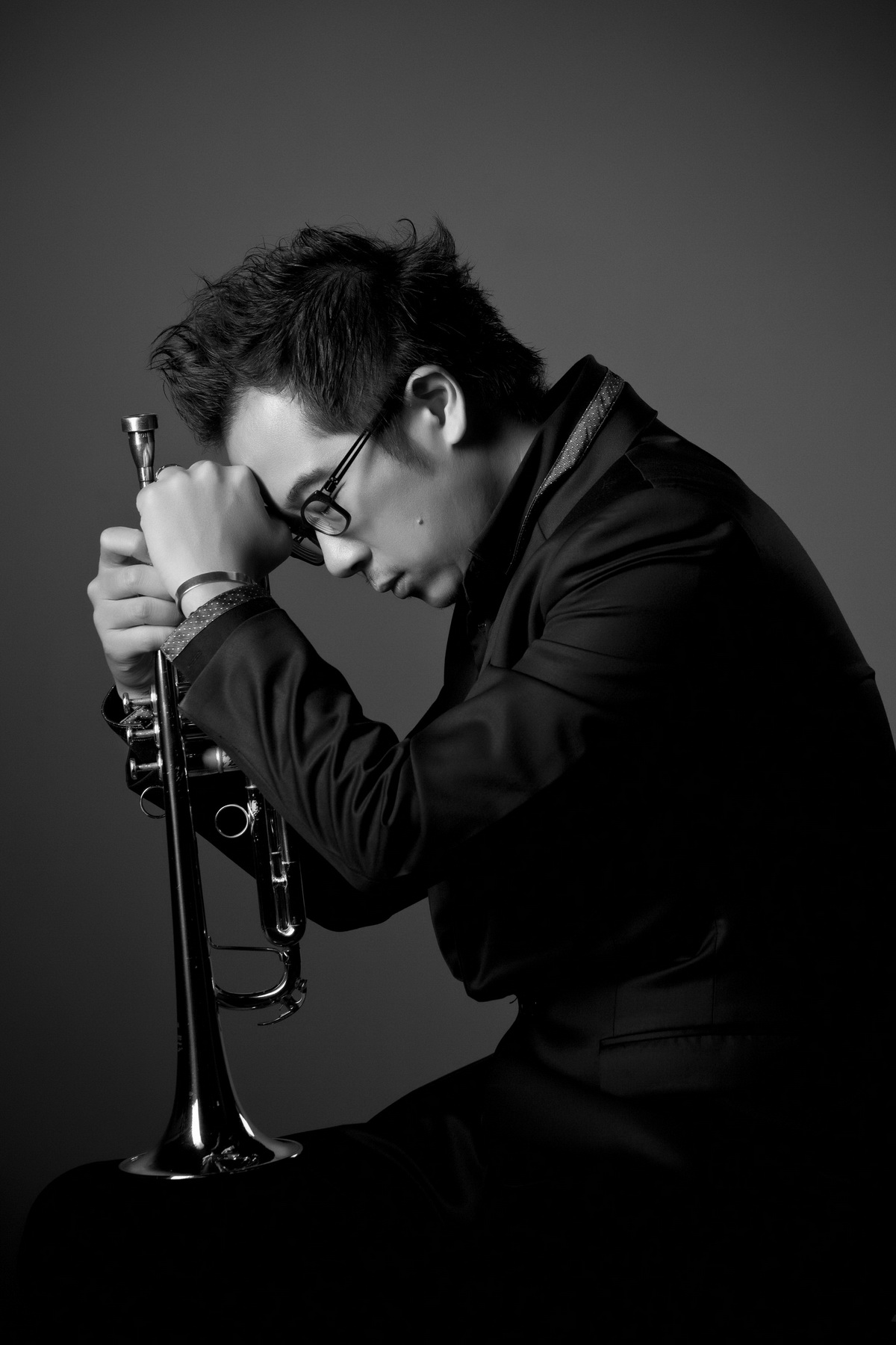 國立東華大學音樂系助理教授及藝術中心主任魏廣晧,為台灣第一位獲得爵士小號演奏碩士之爵士音樂家.jpg