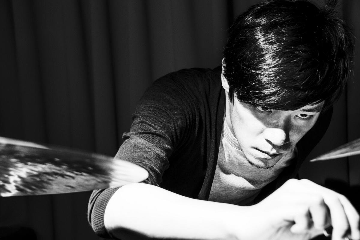 爵士鼓手林偉中活躍於台灣爵士音樂圈並參與許多藝人的音樂會.jpeg