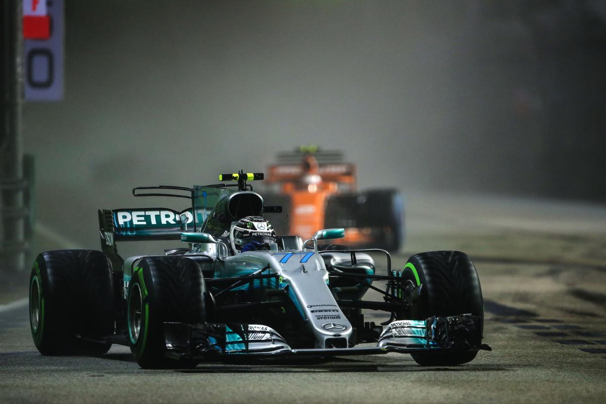 新加坡賽站後Mercedes-AMG Petronas Motorsport仍是最大贏家,目前於車隊積分排行榜中以475分遙遙領先.JPG