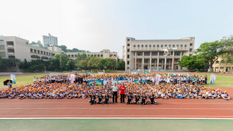第九屆YAMAHA CUP校園巡迴第三站彰化中山國小大合照.jpg