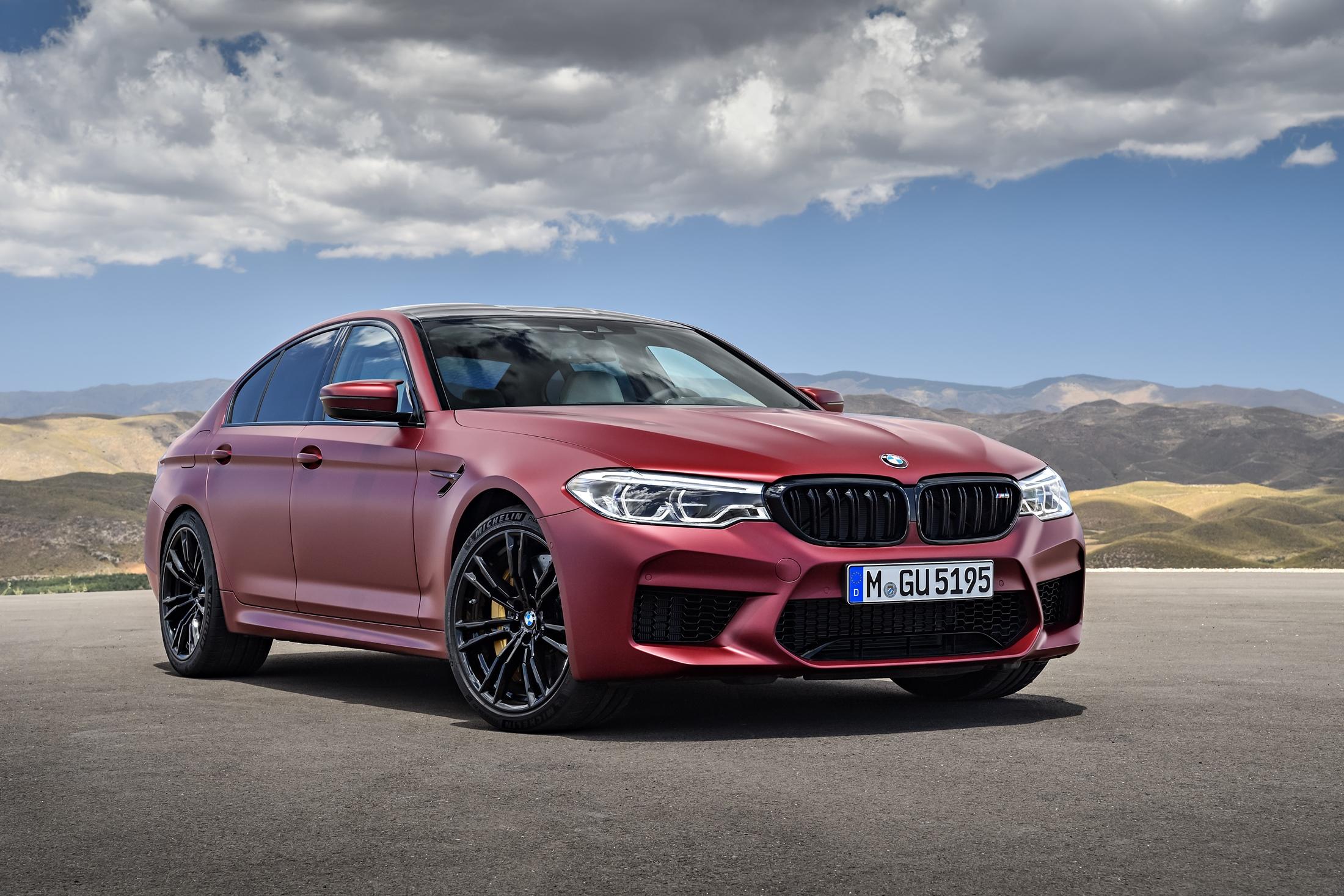 [新聞照片一] 全新BMW M5.jpg