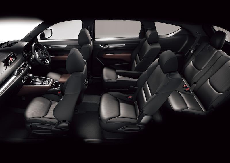 取代minivan 車系新王牌旗艦 Mazda Cx 8 三排座crossover 日本