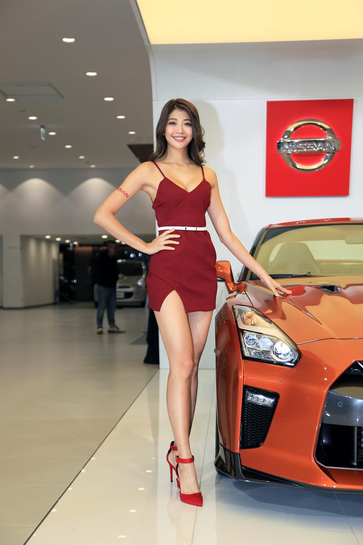閃亮跨界小巨星 Kicks 領軍,2018 Nissan 台北車展名模陣容與展車公布! - CarStuff 人車事