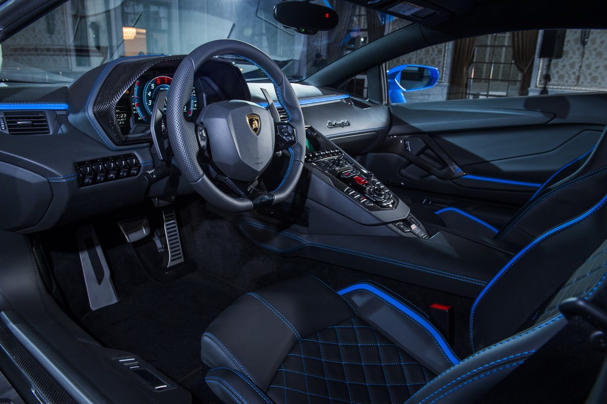 Lamborghini Aventador S新車發表會 (7).jpg