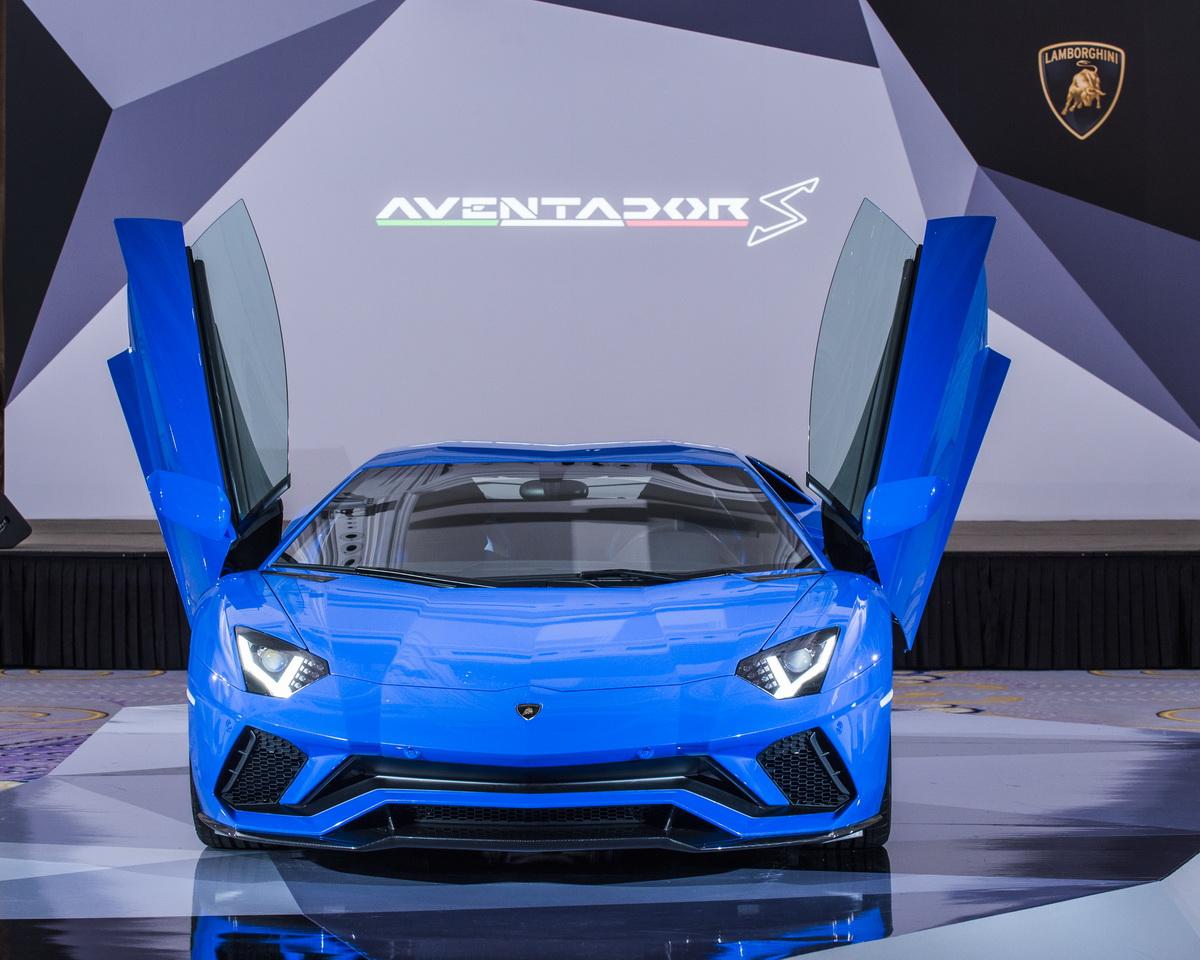 Lamborghini Aventador S新車發表會 (8).jpg