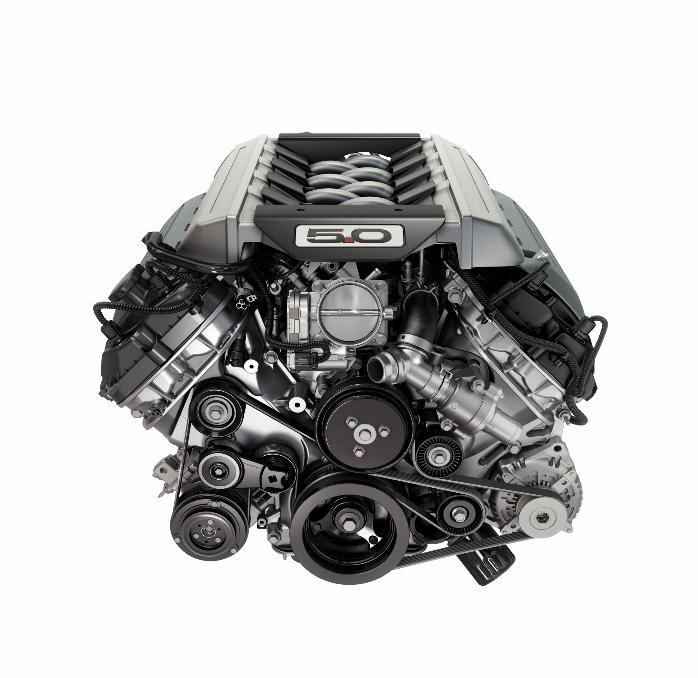 【圖五】動力輸出再創顛峰 2018 All-New Ford Mustang演繹Ford領先動力科技 (圖為GT Premium搭載之V8自然進氣引擎).jpg