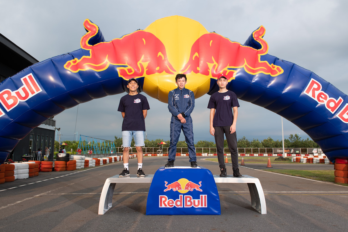 Red Bull_Kart Fight_Taiwan National Final Winners 2.JPG