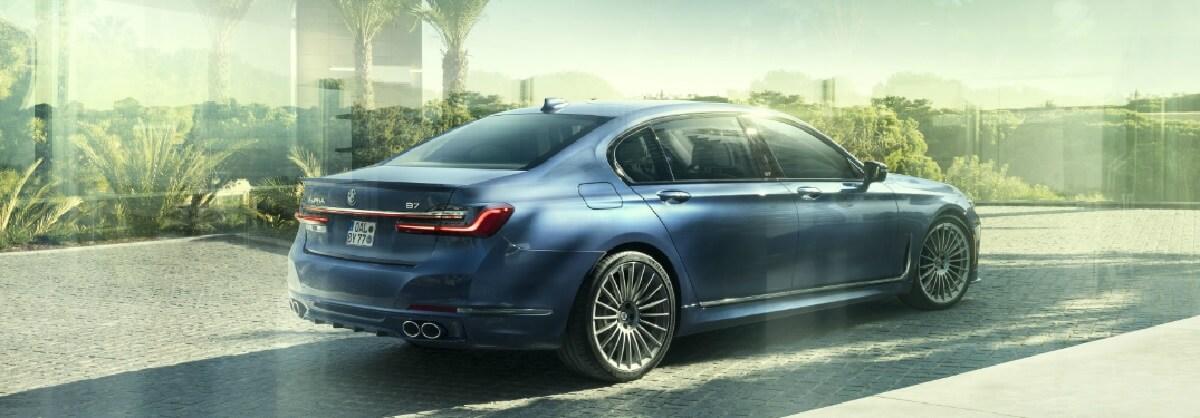 跟隨小改款腳步 Alpina也推出新款b7 Xdrive 極速上至330 Km H