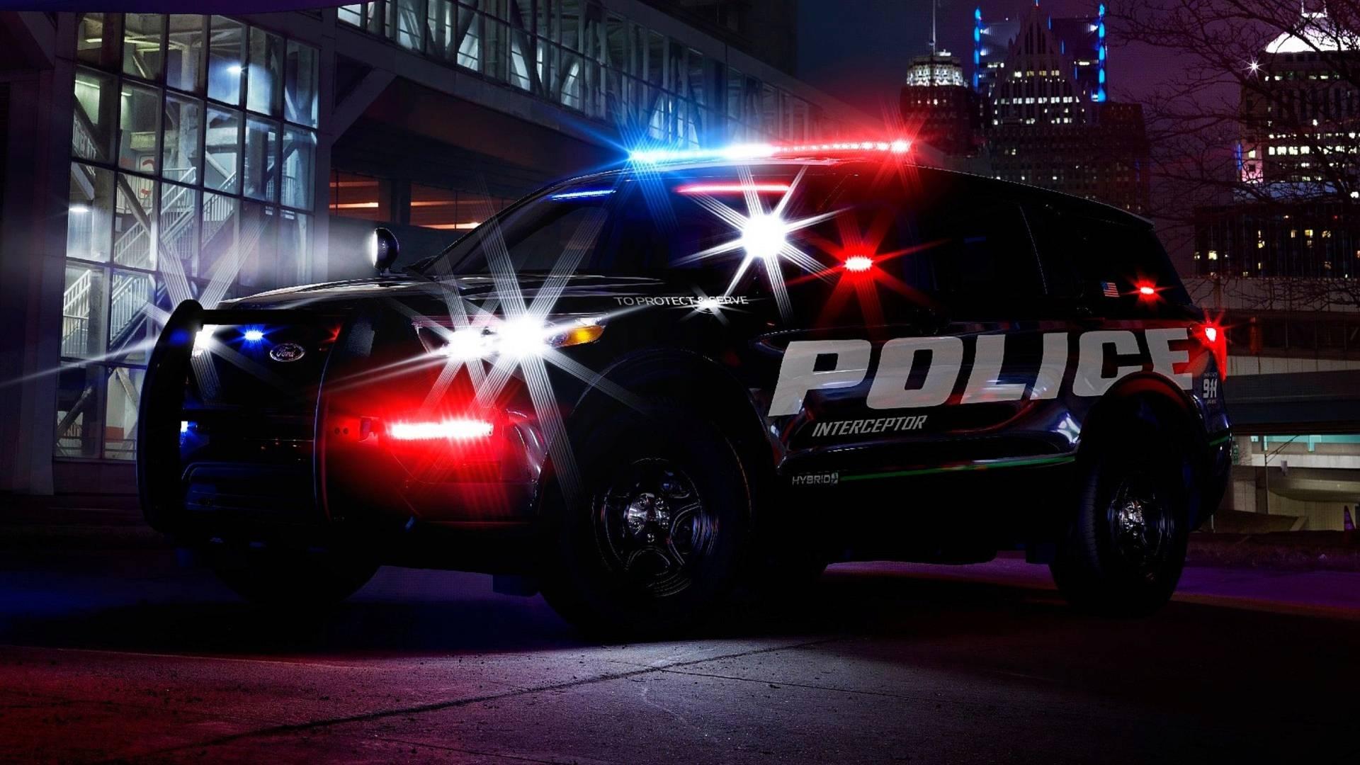 原生車還沒出 警用車先曝光 Ford 新世代 Police Interceptor