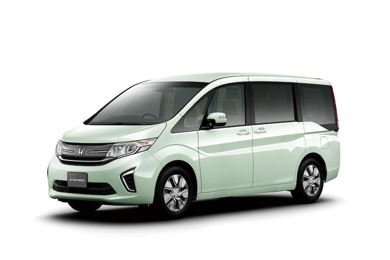 維持競爭力,Honda Stepwgn 2020 年式 Hybrid 車型統一命名 e:HEV、新增傳統雙模式尾門 ...