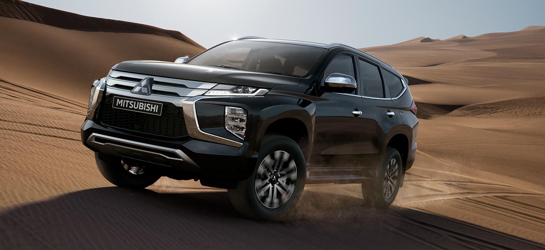 造型更趨一致性 全車內裝細節提升 Mitsubishi Pajero Sport
