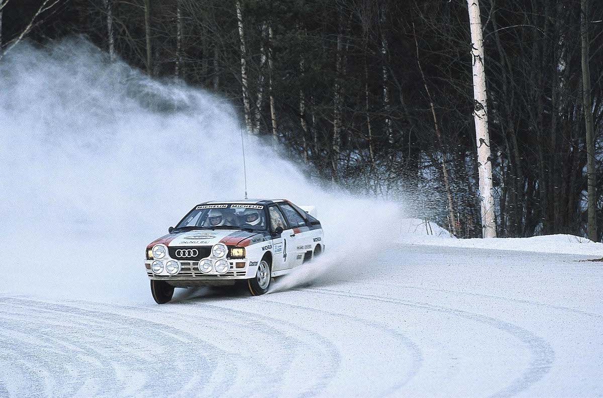 1981 Audi revolutionized the World Rally Championship with the original quattro.jpg
