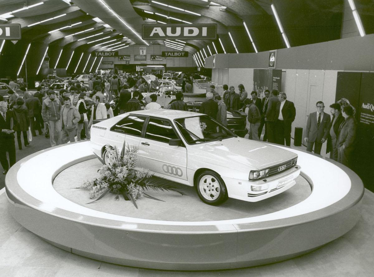 Presented at Automobilsalon in Geneva 1980 The Audi quattro.jpg