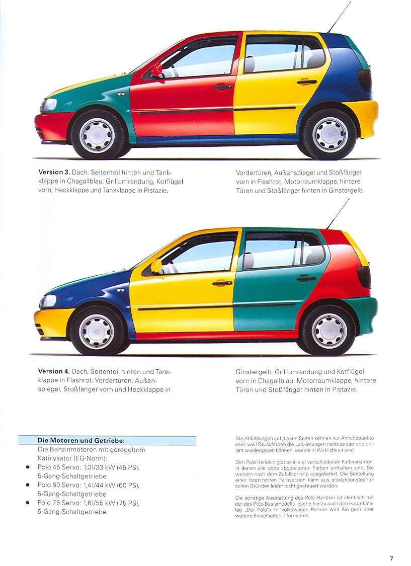 VW Polo Harlekin 95 07.jpg