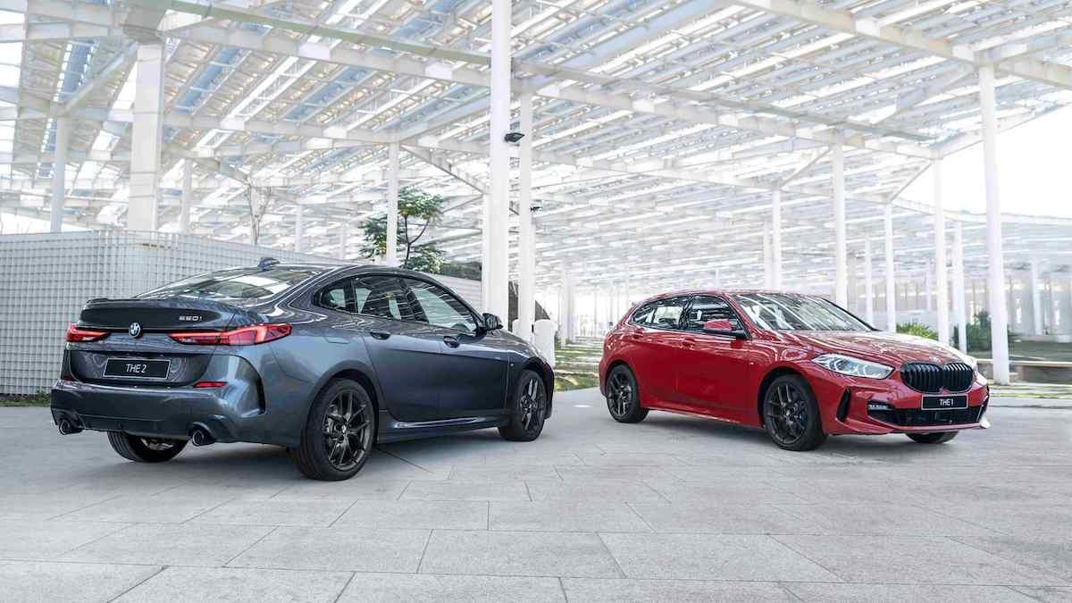 [新聞照片一] 勁悍動力 高調現型- BMW 120i Edition M, 220i Gran Coupé Edition M全台展示中心同步發表.jpg