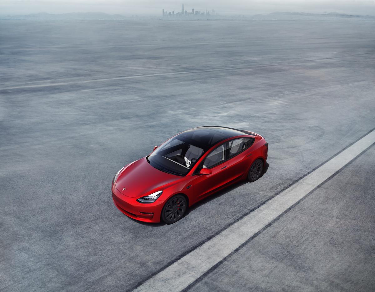 Tesla 首次推出限量白色內裝版本 Model 3 即全數售罄.jpg