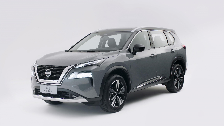 All-new Nissan X-Trail for Auto Shanghai 2021 Photo 01.jpg