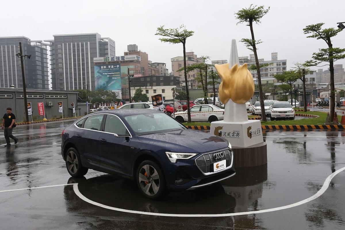 01 2021年度風雲車 Audi e-tron.JPG