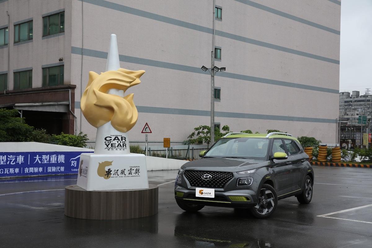 03 2021最佳國產小型SUV Hyundai Venue.JPG