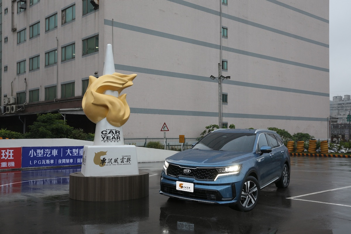 11 2021最佳進口大型SUV Kia Sorento.JPG