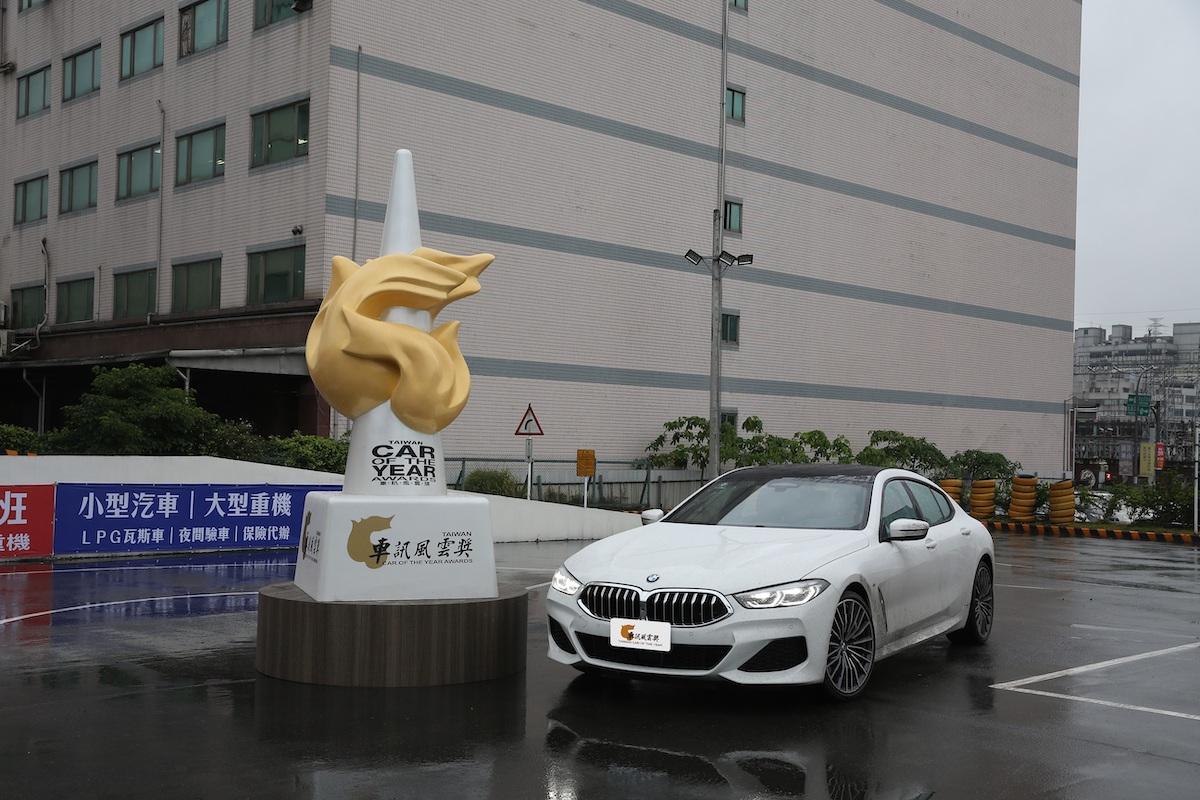 17 2021最佳進口豪華大型車 BMW 8 Series Gran Coupe.JPG