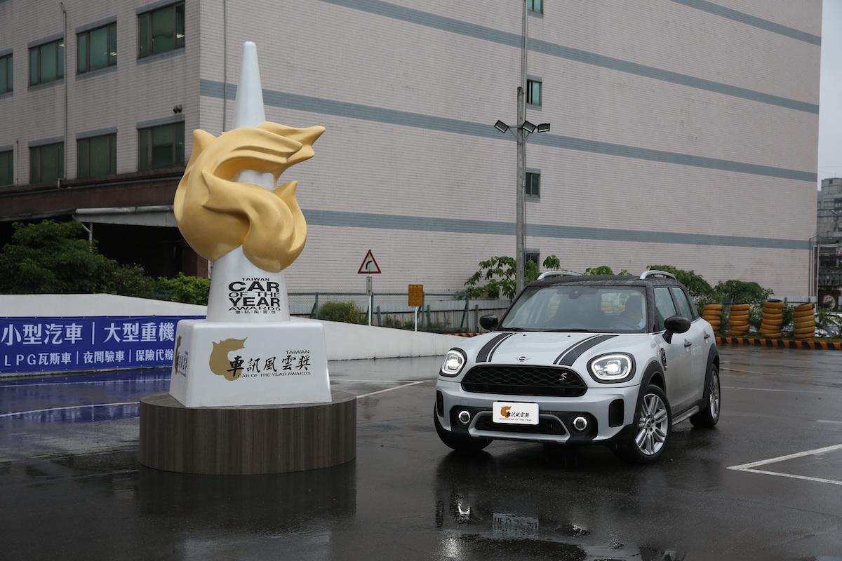 18 2021最佳進口豪華小型SUV Mini Countryman.JPG
