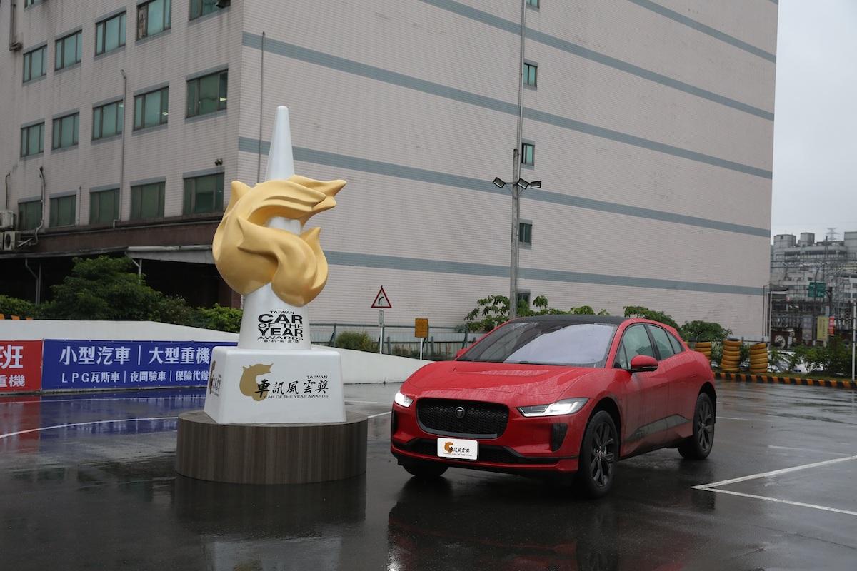 19 2021最佳進口豪華中型SUV Jaguar I-Pace.JPG