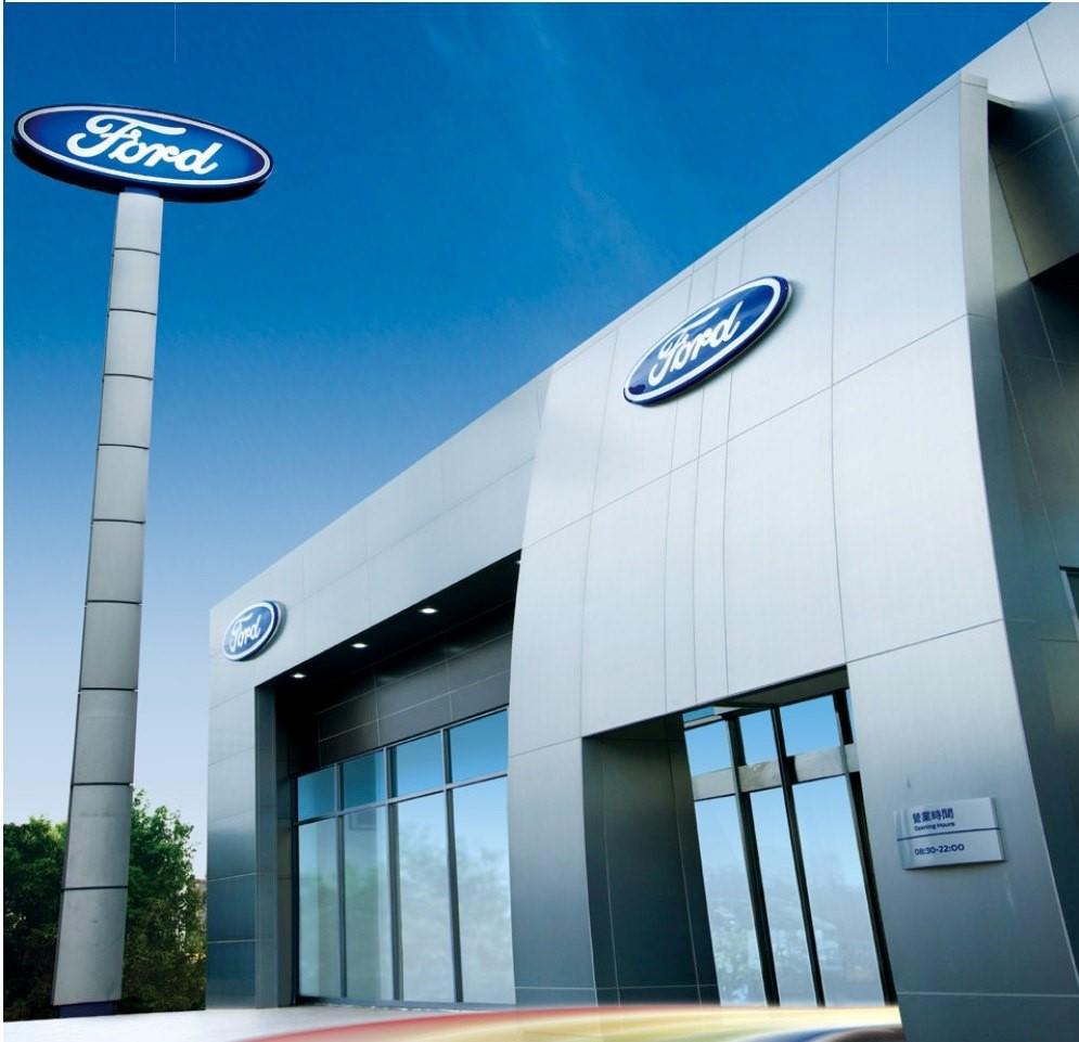 【圖三】Ford於全台新車展示中心及專業服務廠提供的相關防疫措施再升級,與所有用車人共同打造清潔環境,嚴格落實防疫規範.jpg
