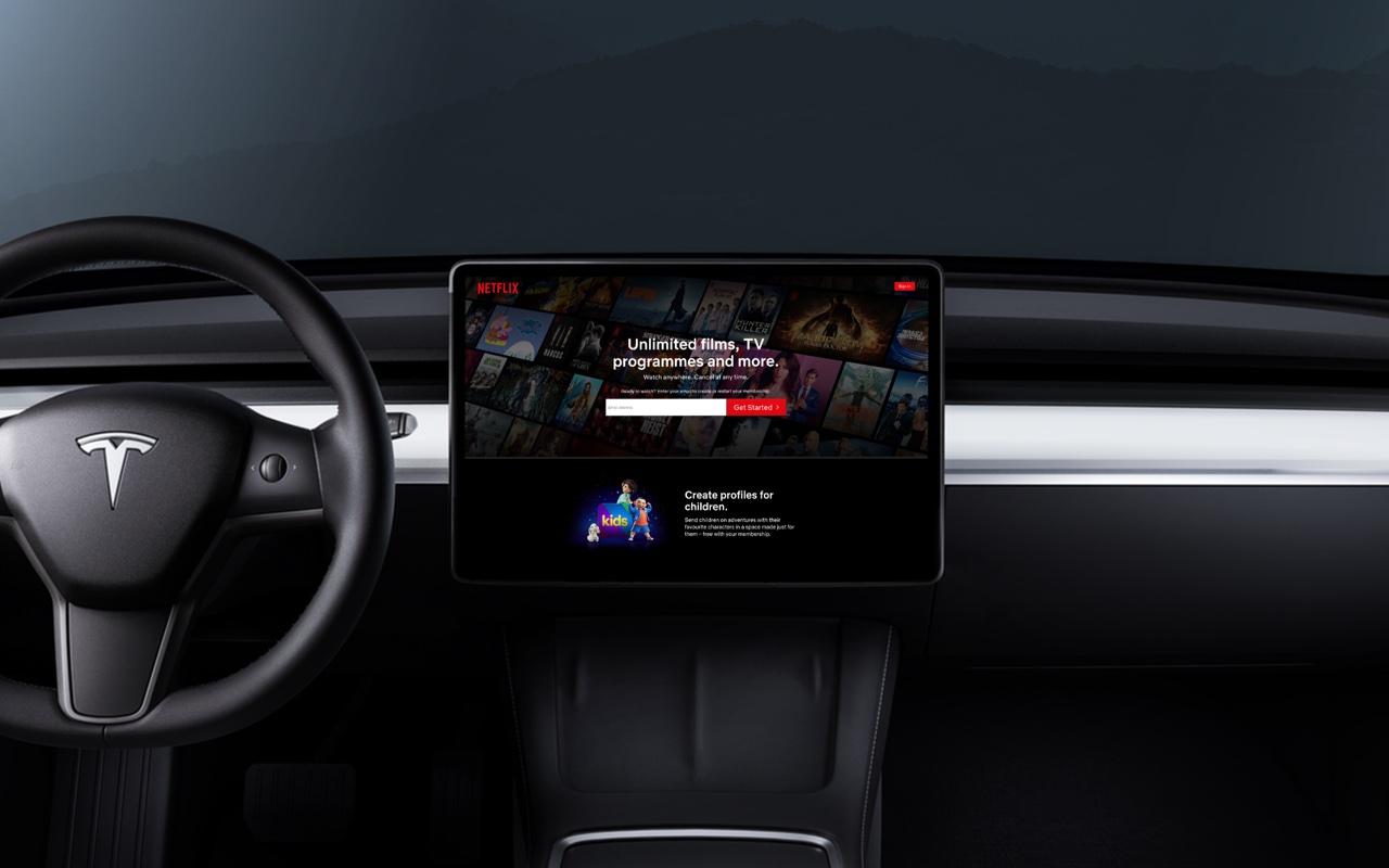 在哪都要追劇!Tesla 首推車內移動電影院.jpg
