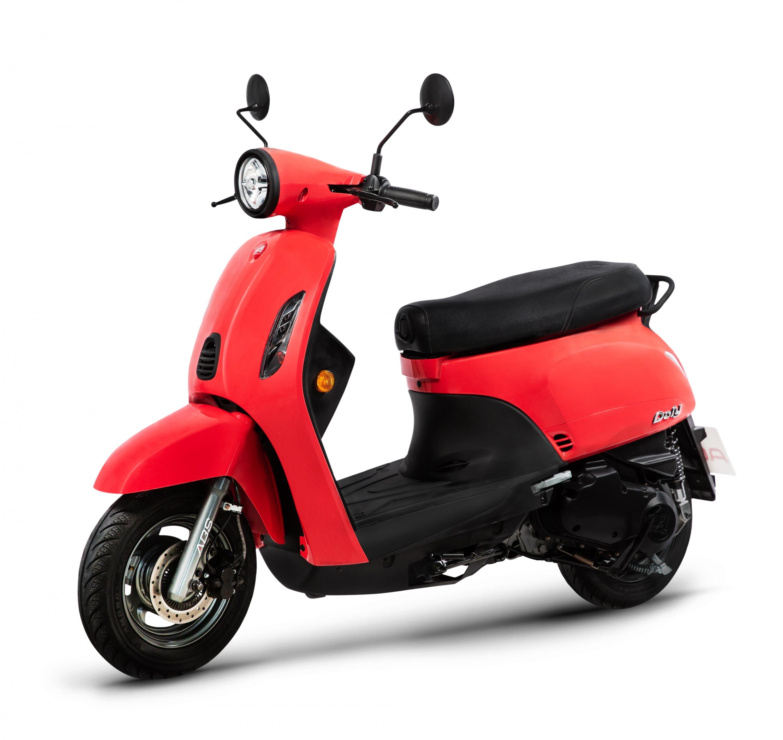 全新夢幻「珊瑚紅」配色的Dory 125 ABS,為每一位車主帶來極具質感、活力十足的生活態度.jpg