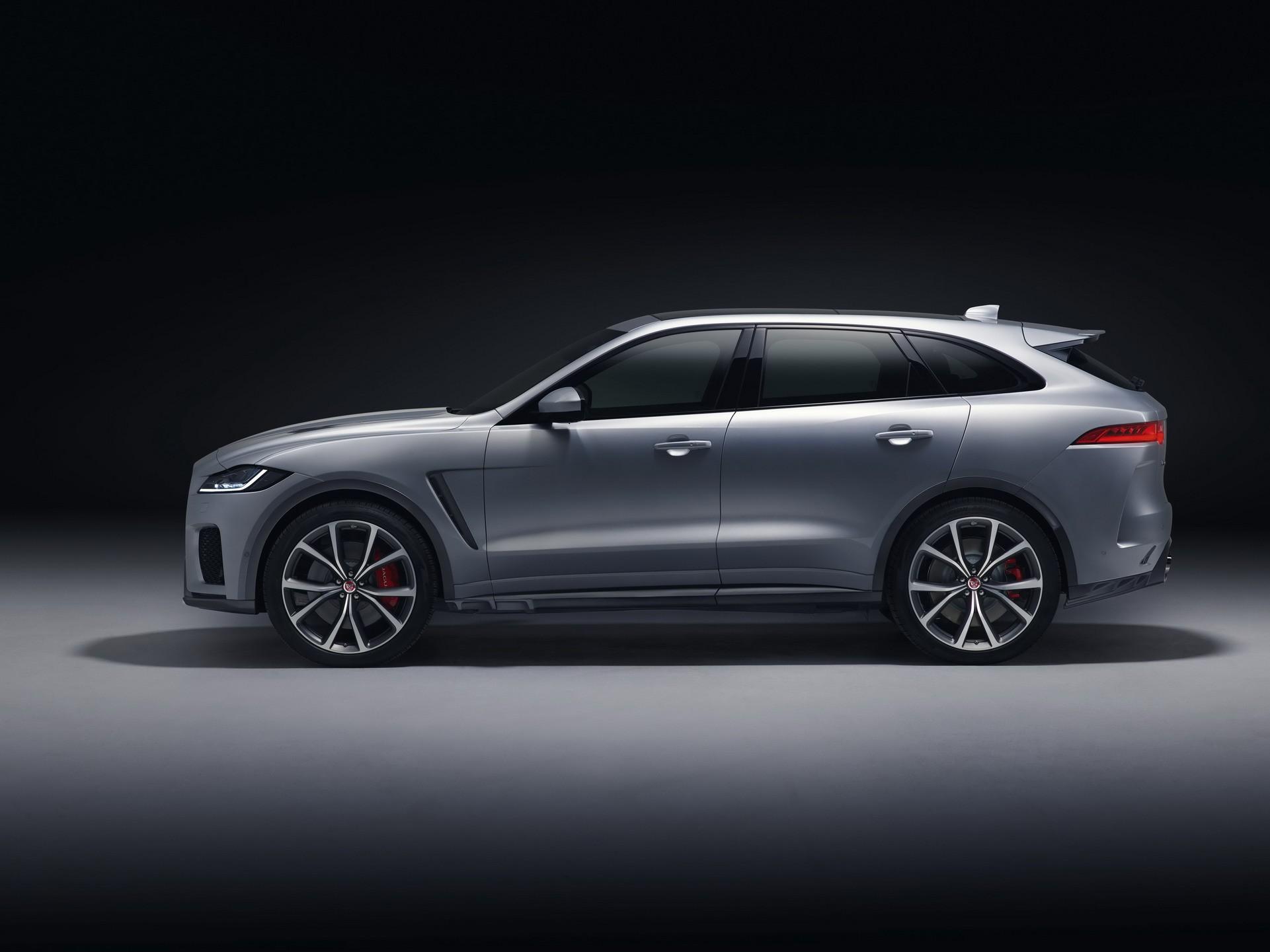 瞄準大型SUV,Jaguar J-Pace預計2021年報到! - CarStuff 人車事